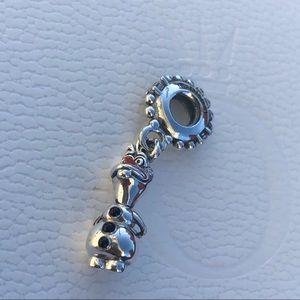 Pandora Jewelry - Pandora Disney Frozen Olaf Dangle Charm